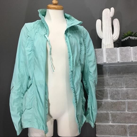 MPG Mondetta Jackets & Blazers - Tiffany blue windbreaker
